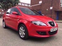 2007 SEAT TOLEDO 2.0 TDI AUTOMATIC FULLY LOADED EXCELLENT CONDITION