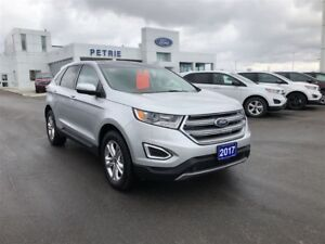 2017 Ford Edge SEL - HEATED LEATHER, NAV, PANORAMIC ROOF ...
