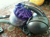REDUCED Dyson DC39 Animal ball hoover vacuum cylinder cleaner bagless great condition with all tools