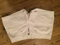 off-white Nord Blanc shorts