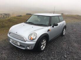 2010 Mini One, 1.6
