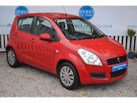 SUZUKI SPLASH Can't get car finance? Bad credit, unemployed? We can help!