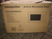 Montpellier built in micro wave