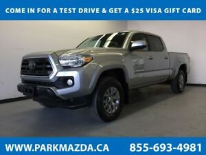 2018 Toyota Tacoma SR5 4x4 - Bluetooth, Backup Cam, Heated Seats