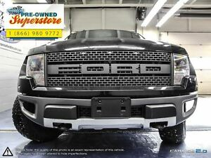 2013 Ford F-150 SVT Raptor ***rear DVD, Crew***
