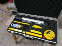 Laser level with kit