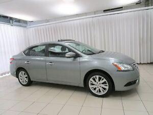 2014 Nissan Sentra 2.0SL SEDAN w/  BLUETOOTH, TOUCH SCREEN MONIT