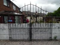 Wrought iron gates / Driveway gates / Garden gates / Metal gates / Steel gates / Galvanised gates