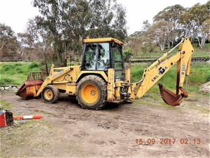 BACK HOE, TRACTOR, FARM UTE, HORSE FLOAT, RIDE-ON MOWER AND MORE