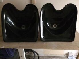 2 Hairdresser sinks