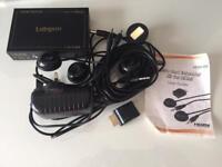 LaBgear HDMI Splitter and IRK