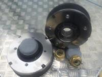 Ifor Williams trailer hub tyres wheels brakes