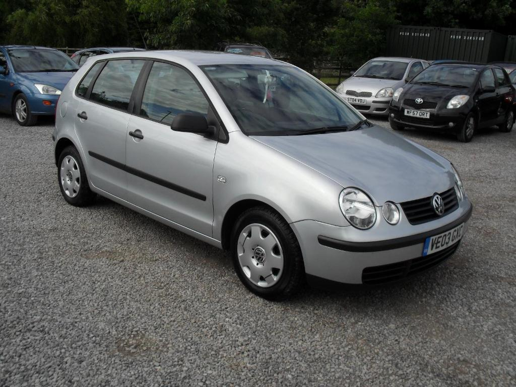 volkswagen polo 1 2 e 65 silver 2003 in somerset gumtree. Black Bedroom Furniture Sets. Home Design Ideas