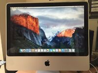 "iMac 7.1 20"" upgraded"