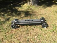 Evolve Carbon Fibre Electric Skateboard