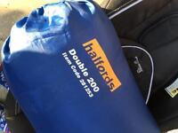 Halfords sleeping bag