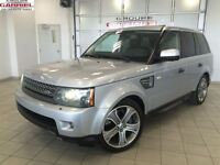 2011 Land Rover Range Rover Sport Supercharged Land Rover Range