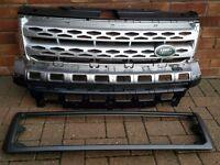 Land Rover Freelander Grille