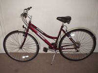 """Ladies/Womens Probike Enterprise 19"""" Commuter/Town/City Bike (will deliver)"""