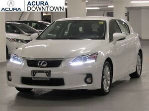 2012 Lexus CT 200h SOLD - Delivered /Base/No Accident/Leather/Cl