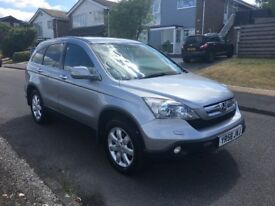 Honda CRV 2.2Ltr Diesel/ Manual, FULL SHistory, 1 YEARS MOT, Brilliant condition inside and out