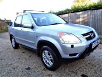 *** 2003 HONDA CRV 2.0 VTEC SE SPORTS MANUAL UTILITY ***