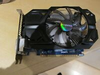 Gigabyte GTX 750 ti (Offers welcome)