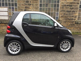 Smart for Two Passion CDI Auto Coupe