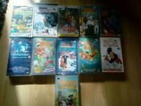 VHS disney videos