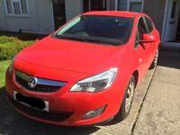 Vauxhall Astra 5 door 1.6 - 2010