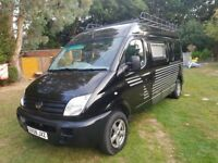 2008 ldv maxus motorhome campervan 2/3 birth