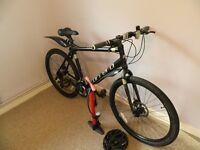 Mountain bike ,Mens 22 inch frame