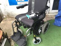 Karma Traveller Aluminium Lightweight Power Chair,free local delivery