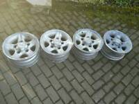 """Land rover discovery / defender 16"""" alloys"""