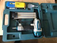 Mikita air compressor nail gun