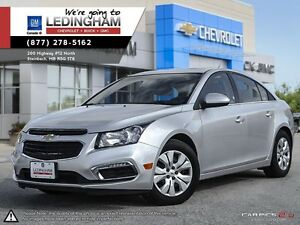 2016 Chevrolet Cruze Limited LT Turbo