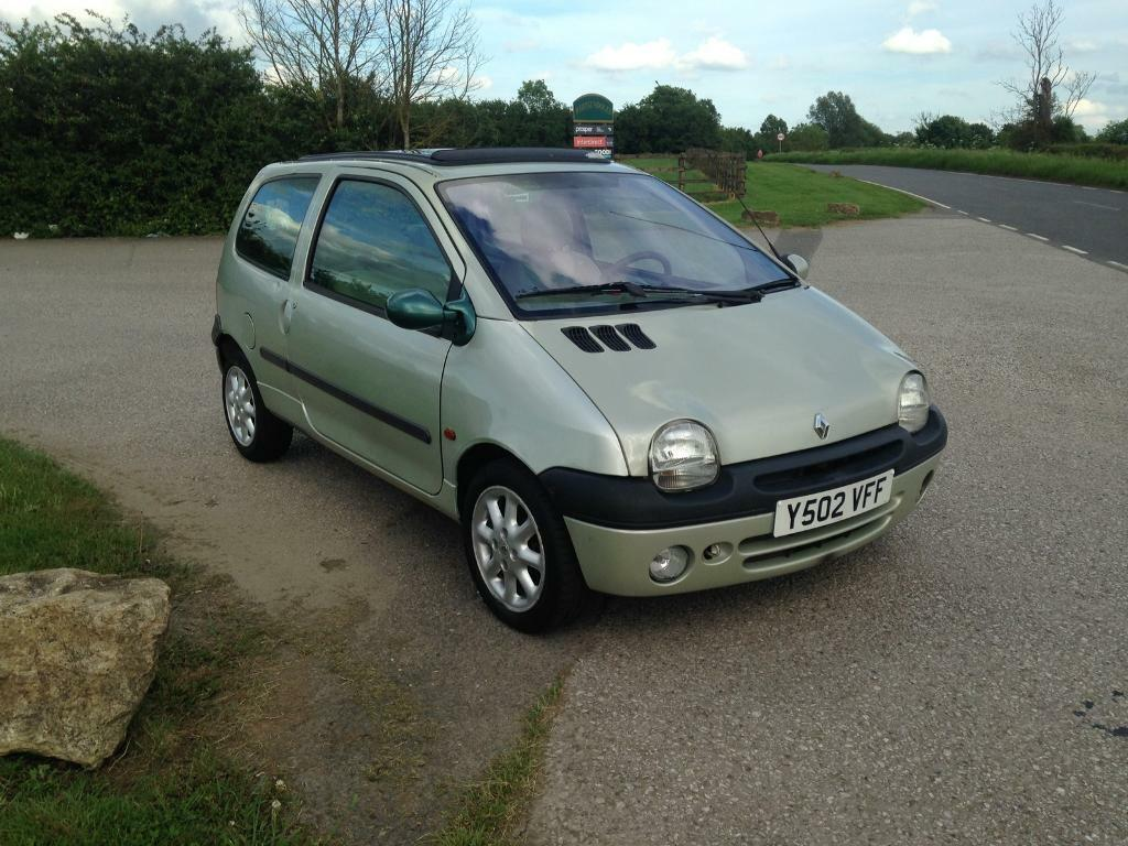 2001 mk1 renault twingo initiale lhd in milton keynes buckinghamshire gumtree. Black Bedroom Furniture Sets. Home Design Ideas
