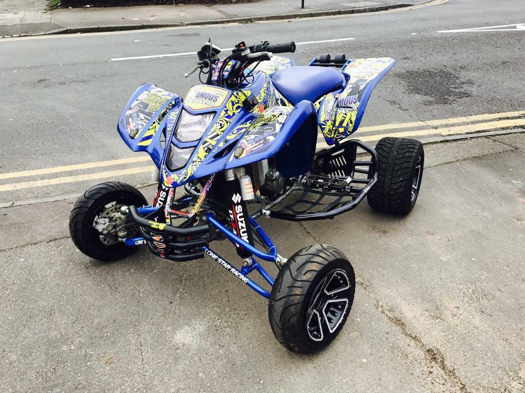 suzuki ltz 400 quad bike big spec bargain yamaha raptor ktm yfz poloris can am kawasaki. Black Bedroom Furniture Sets. Home Design Ideas