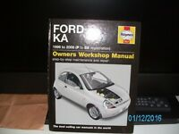Haynes ford ka manual