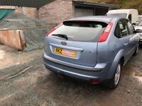 Breaking Ford Focus 1.6 TDCI all parts available