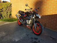 2004 Aprilia Tuono 1000 Fighter, 1 previous owner, Great condition