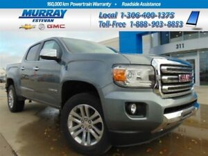 2018 GMC Canyon SLT Crew *Driver alert *HD trailering pkg *Rear