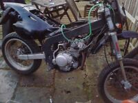 Motor Roma Frame 125