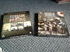 World War 2 DVD Box Sets