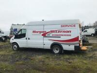 BREAKING 2010 FORD TRANSIT MK7 2.4 RWD FOR PARTS