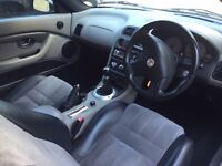 MG TF 135 Sunstorn 5 spd manual for sale. 38,000 miles recorded. Very good condition,
