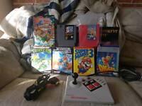 Original Nintendo ( nes) all boxed