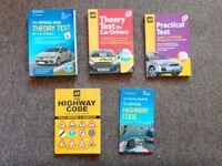 Driving Theory Test Books including Highway Code