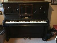 Upright Piano - Free - Buyer collect