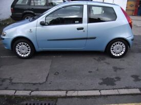 Fiat punto sport ( low mileage)
